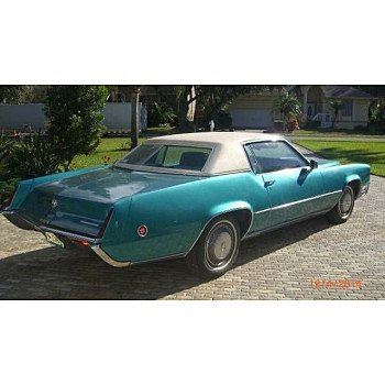 1970 Cadillac Eldorado for sale 100825122