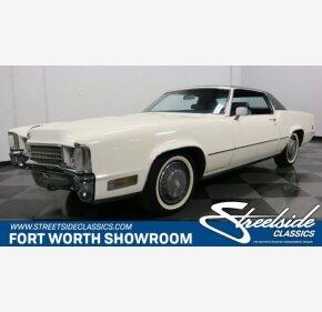 1970 Cadillac Eldorado for sale 101091392