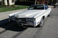 1970 Cadillac Eldorado Coupe for sale 101096362