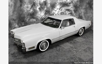 1970 Cadillac Eldorado for sale 101390038