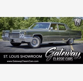 1970 Cadillac Fleetwood Brougham for sale 101361587