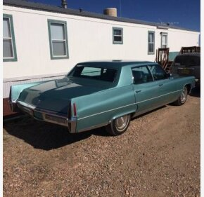 1970 Cadillac Fleetwood for sale 101393500