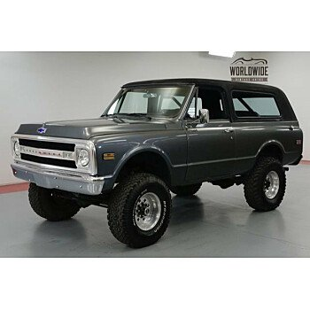1970 Chevrolet Blazer for sale 101041072