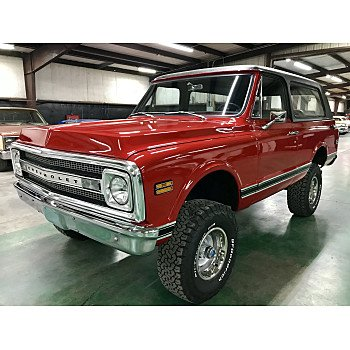 1970 Chevrolet Blazer for sale 101203132