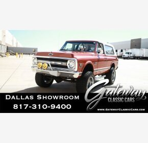 1970 Chevrolet Blazer for sale 101216315
