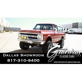1970 Chevrolet Blazer for sale 101216315