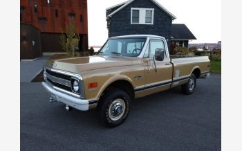 1970 Chevrolet C/K Truck 4x4 Regular Cab 1500 for sale 101056950