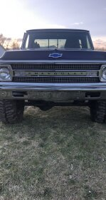 1970 Chevrolet C/K Truck 4x4 Regular Cab 1500 for sale 101316260