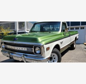 1970 Chevrolet C/K Truck 2WD Regular Cab 2500 for sale 101363847