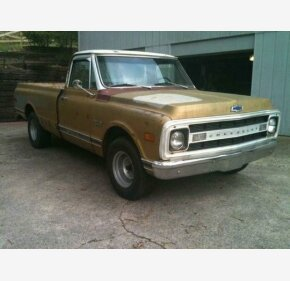 1970 chevy truck long bed