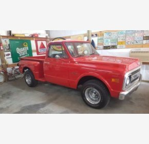 1970 Chevrolet C/K Truck for sale 100929066