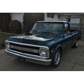 1970 Chevrolet C/K Truck for sale 100937500