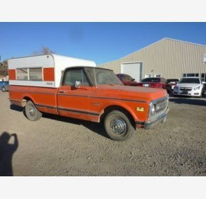 1970 Chevrolet C/K Truck for sale 100945094