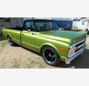 1970 Chevy Pickup >> 1970 Chevrolet C K Truck Classics For Sale Classics On