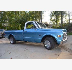 1970 Chevrolet C/K Truck 2WD Regular Cab 1500 for sale 101049673