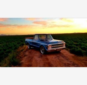 1970 Chevrolet C/K Truck for sale 101091367