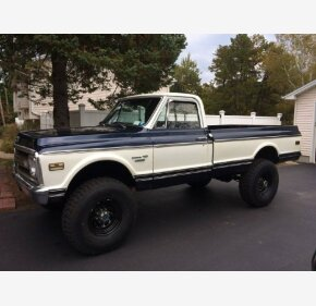 1970 Chevrolet C/K Truck for sale 101106860