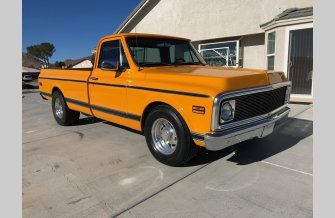 1970 Chevrolet C/K Truck for sale 101259832