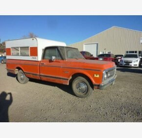 1970 Chevrolet C/K Truck for sale 101264603