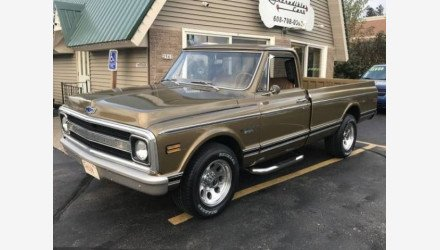 1970 Chevrolet C/K Truck for sale 101265157