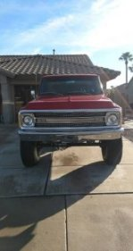 1970 Chevrolet C/K Truck for sale 101283998