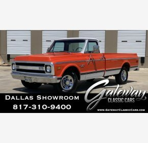 1970 Chevrolet C/K Truck for sale 101314622
