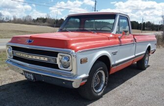 1970 Chevrolet C/K Truck for sale 101335156