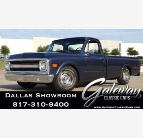 1970 Chevrolet C/K Truck for sale 101350931