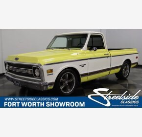 1970 Chevrolet C/K Truck for sale 101366600
