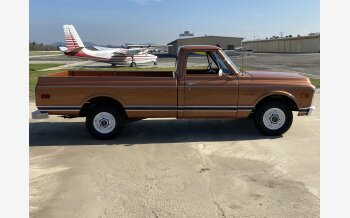 1970 Chevrolet C/K Truck 2WD Regular Cab 1500 for sale 101434392