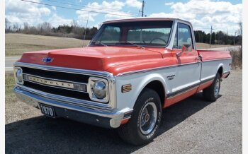 1970 Chevrolet C/K Truck for sale 101438231
