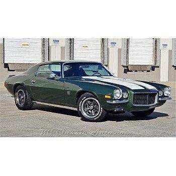 1970 Chevrolet Camaro for sale 101227987