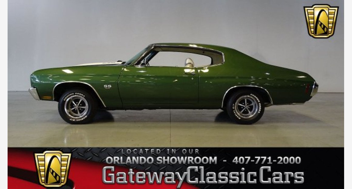 1970 Chevrolet Chevelle SS for sale 100965565
