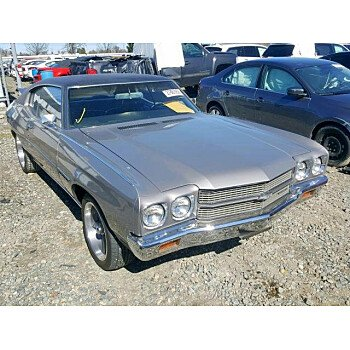 1970 Chevrolet Chevelle for sale 101107839