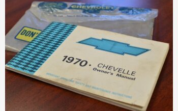 1970 Chevrolet Chevelle for sale 100923725