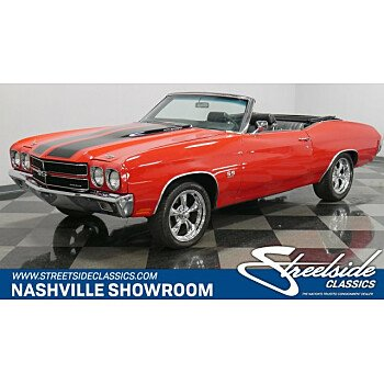1970 Chevrolet Chevelle for sale 101171724