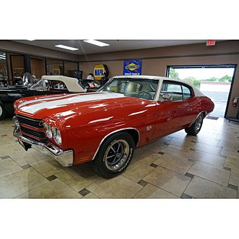 1970 Chevrolet Chevelle SS for sale 101188485