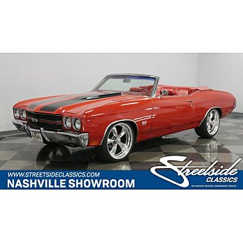1970 Chevrolet Chevelle for sale 101202004