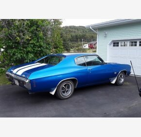 1970 Chevrolet Chevelle for sale 101204087