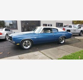 1970 Chevrolet Chevelle SS for sale 101226391