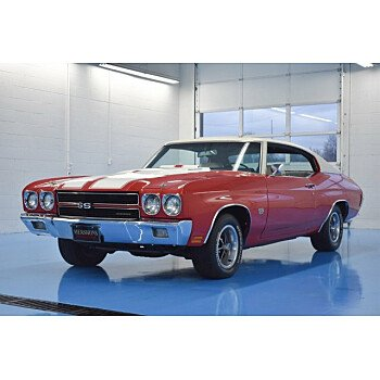 1970 Chevrolet Chevelle SS for sale 101253578