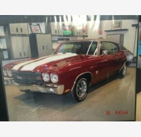 1970 Chevrolet Chevelle SS for sale 101265198
