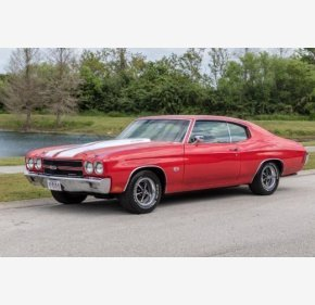 1970 Chevrolet Chevelle SS for sale 101265207