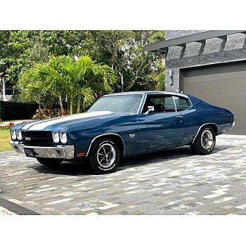 1970 Chevrolet Chevelle SS for sale 101277053