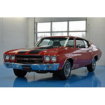 1970 Chevrolet Chevelle SS for sale 101286006