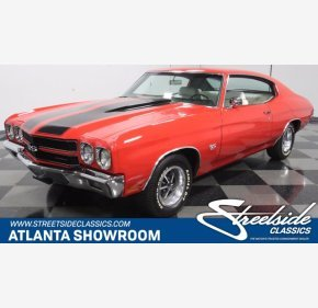 1970 Chevrolet Chevelle SS for sale 101341892