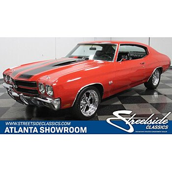 1970 Chevrolet Chevelle SS for sale 101357097