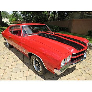 1970 Chevrolet Chevelle SS for sale 101372220