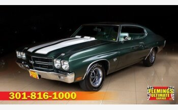 1970 Chevrolet Chevelle for sale 101379399