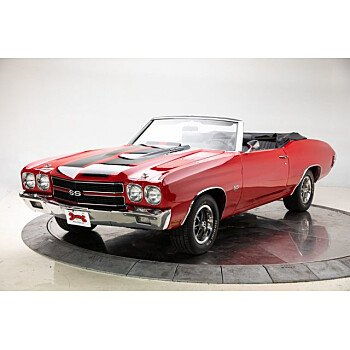 1970 Chevrolet Chevelle SS for sale 101384898